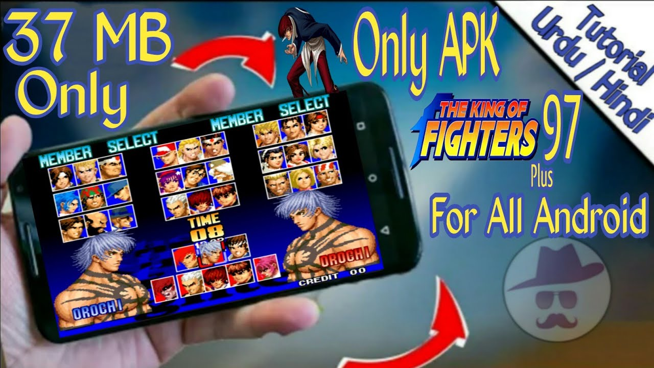 Apk How To Download The King Of Fighters 97 Plus Game For Android