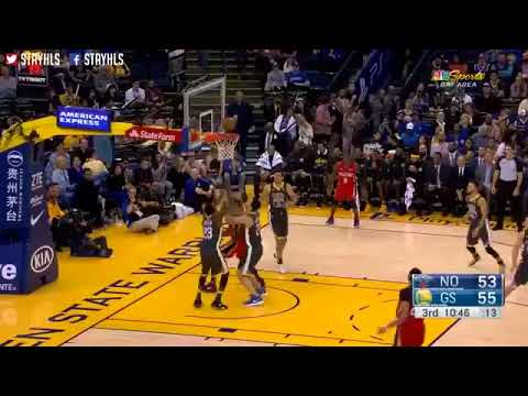 【NBA】Golden State Warriors vs NOW ORLEANS PELICANS - Full Game Highlights  NBA Season