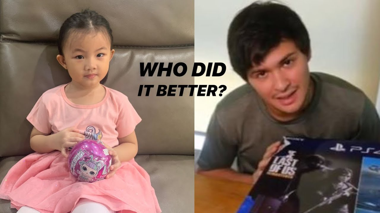 Unboxing: Who did it better? Matteo Guidicelli or Martine? | LOL Surprise! Unboxing
