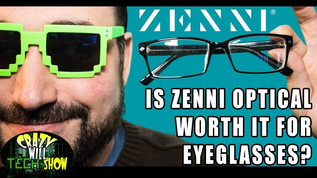 e5c965a199 Is zenni optical worth it for prescription eyeglasses  - YouTube