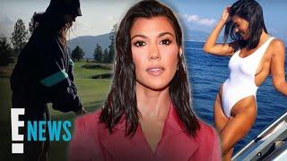 Kourtney Kardashian Claps Back After Trolls Say She Doesn't Work | E! News