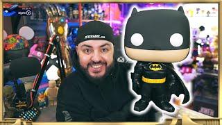 "UNBOXING | Funko POP! Batman 18"""