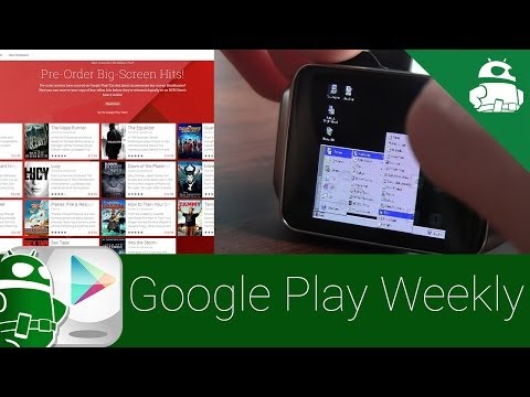 Windows 95 on a smartwatch (it happened!), Google does more awesome things - Google Play Weekly