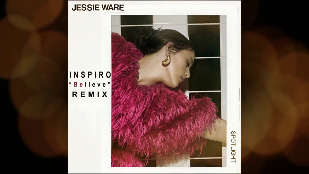 "Jessie Ware - Spotlight ( INSPIRO ""BeLieve"" Remix ) - YouTube"