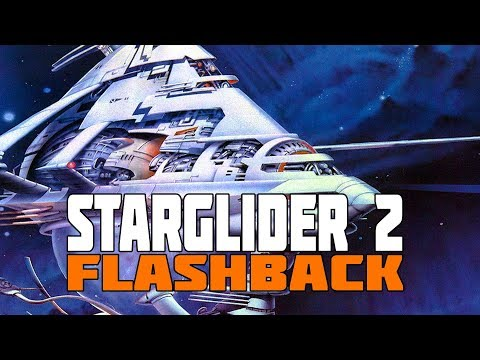 Flashback: Starglider 2 - One of the Best Space Games of the 80's