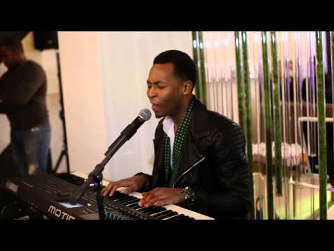 Kevin Ross Performing