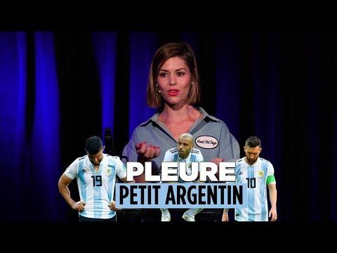 Laurie Peret - Pleure petit Argentin