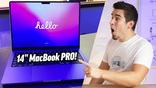 """LEAKED 14"""" MacBook Pro: My HONEST Thoughts on the Design"""