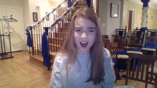 Gambar cover Locked out of heaven- Bruno Mars (cover)