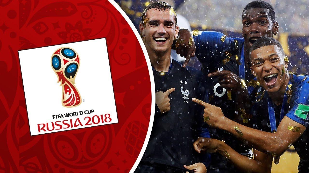 World Cup 2018 và những con số thú vị