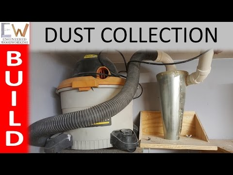 Woodshop Dust Collection System