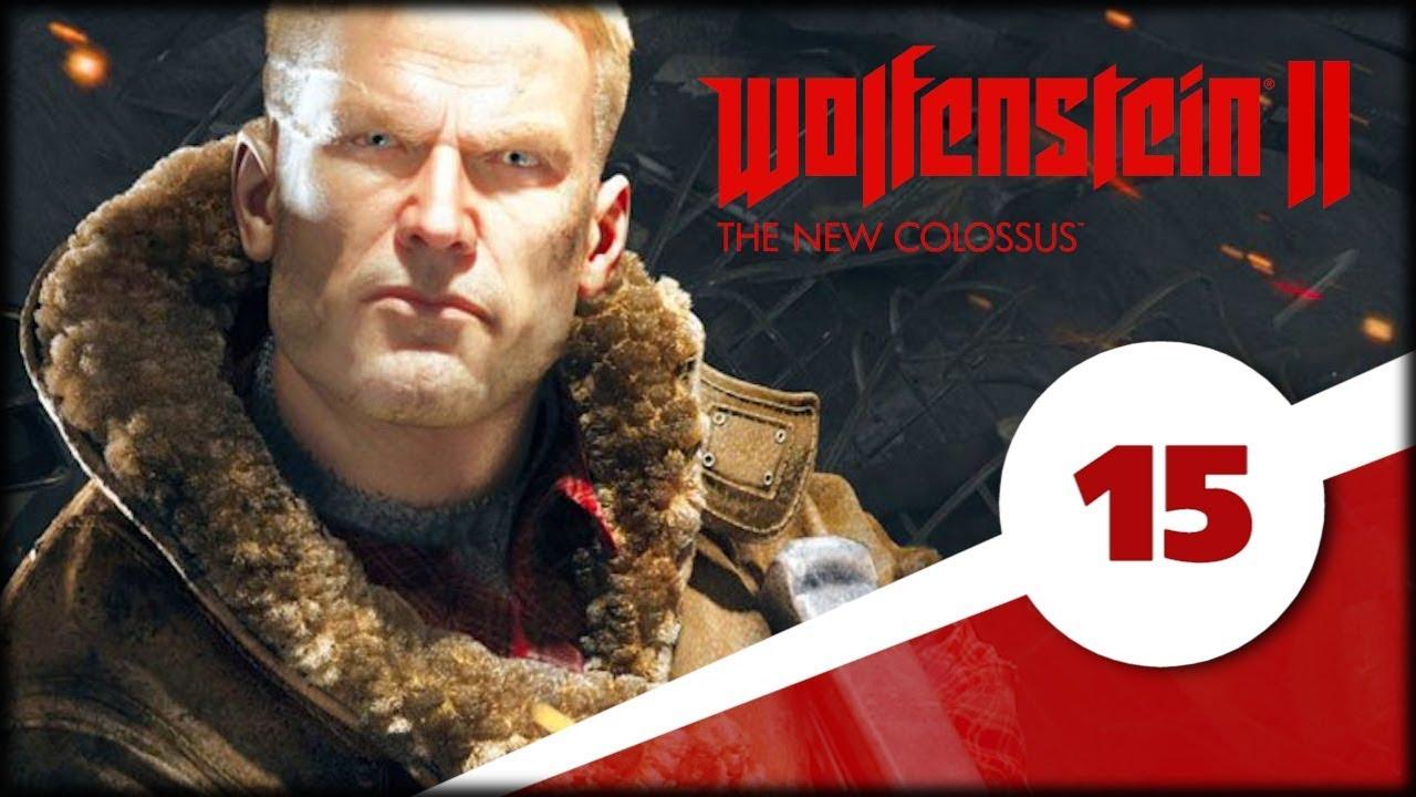 Wolfenstein II: The New Colossus (15) Triumf Sigrun