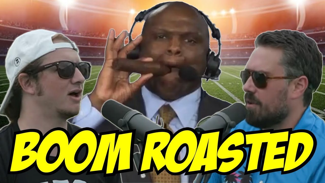 Booger McFarland Roasts Barstool Big Cat During Interview