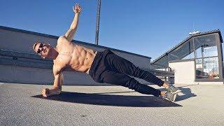 12 beste SIXPACK Übungen für zu Hause (INTENSIV)