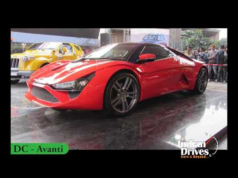 dc avanti super car first look interior exterior review youtube. Black Bedroom Furniture Sets. Home Design Ideas