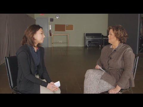 Anna Deavere Smith Interview for the Ann Richards School Foundation