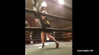 Roeung Sophorn vs Frence, The Fighters Night 29 April 2018