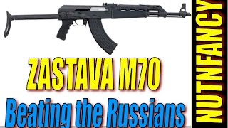 Zastava M70 AK: Better than Russian AKs?!