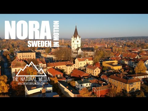 Nora in motion - Sweden