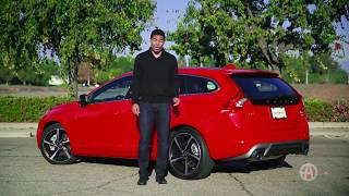 2016 Volvo V60 | 5 Reasons to Buy | Autotrader