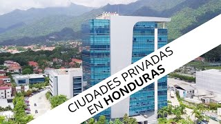 """Las ZEDE, el polémico proyecto de """"ciudades privadas"""" de Honduras - Documental BBC"""