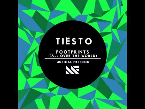 02. Tiësto feat. Cruickshank - Footprints [A Town Called Paradise Album]