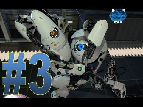 Portal 2 - Ya no manqueamos.... no - Cooperativo con Tonacho - Ep. 3