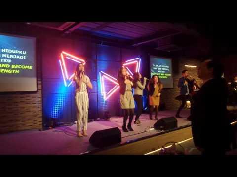 Besar di dalamku - JPCC (New Life Worship)