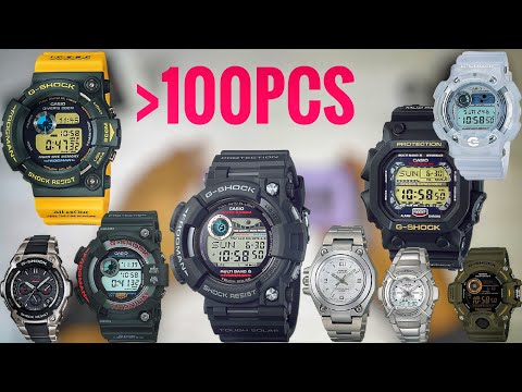 G-Shock Watch Prices In Japan Thrift Store (2019)  - Part 2