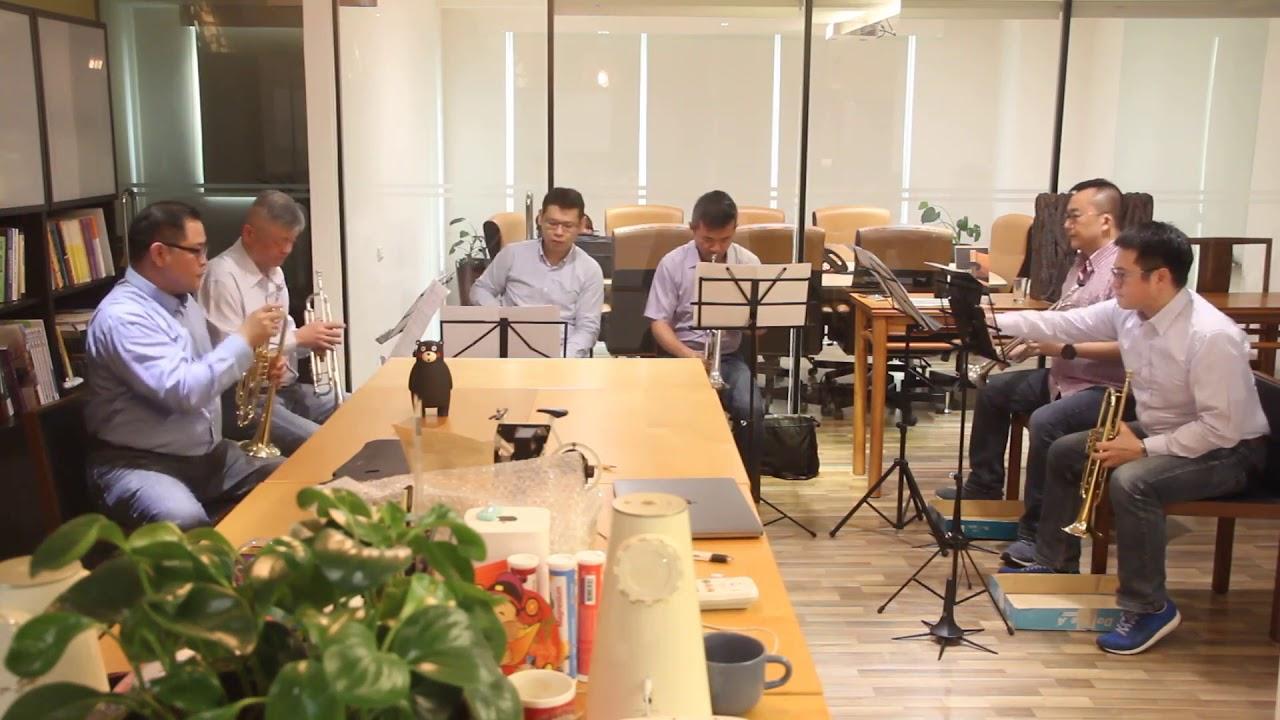 2020 臺灣小號協會第一屆小號比賽 - 重奏賽社會組 - 銅樂小號重奏團 - YouTube