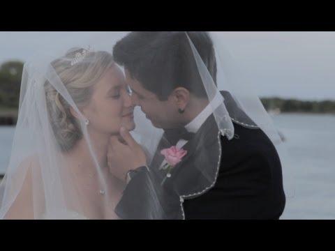 Kristen & Diego   Beautiful Wedding Video
