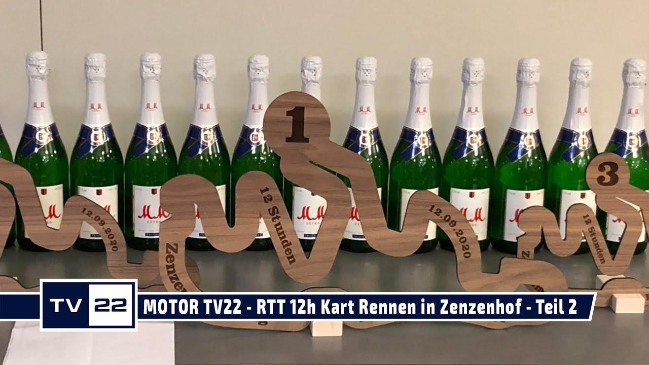 MOTOR TV22: RTT 12h Kart Rennen in Zenzenhof am 12.09.2020 - Teil 2