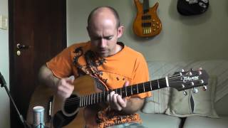 Black (Pearl Jam) - Acoustic Guitar Solo Cover (Violão Fingerstyle)
