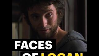 Hugh Jackman's Wolverine Evolution X-men To Logan