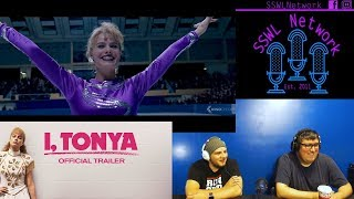 I, Tonya Full Trailer Reaction | SSWL Ep. 249 - Clip