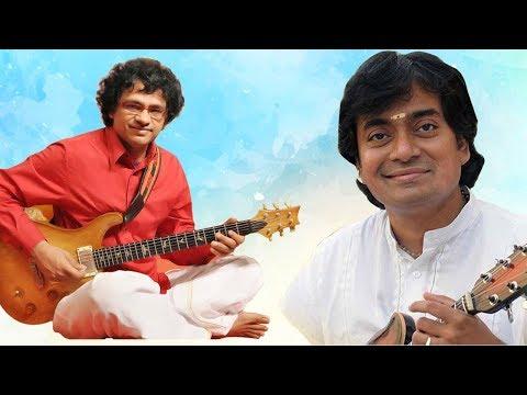 Mandolin & Guitar Music– Vathapi Ganapathi - Classical Instrumental - R.Prasanna & Uas