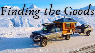 I CAN'T TELL YOU WHERE... BUT COME ALONG for the RIDE! Ep. 86 - Truck House Life Mystery Spot