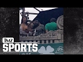 Ezekiel Elliott Exposes Womans Breast at St. Pattys Party | TMZ Sports