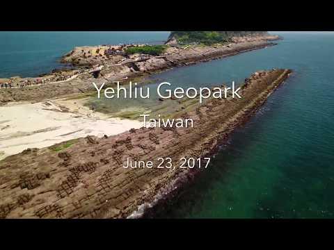 Yehliu Geopark 野柳地質公園 short [4K]