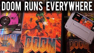Doom Runs on Everything | MVG