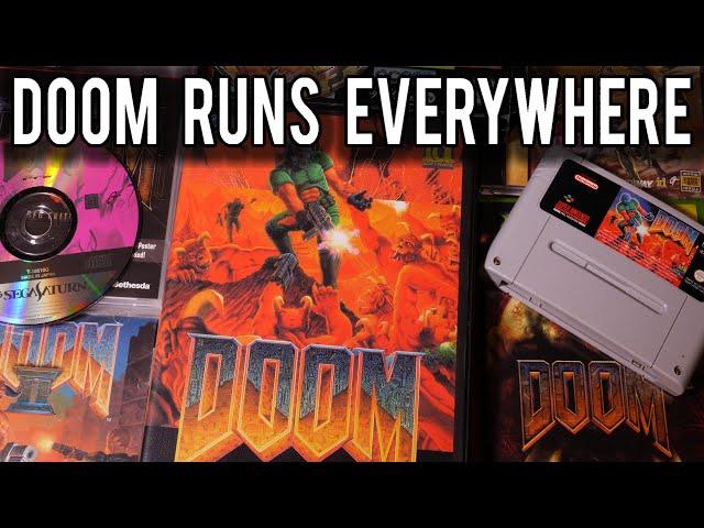 Doom Runs on Everything | MVG