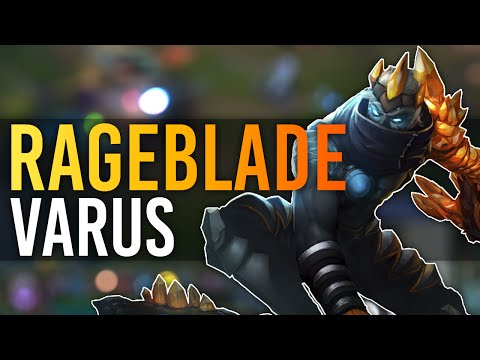 Imaqtpie - RAGEBLADE VARUS ft. IWDominate Mp3