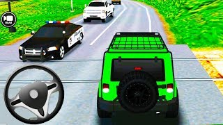 Parking Frenzy 3D Simulator Cars SUV Green And Trains - Android Gameplay FHD