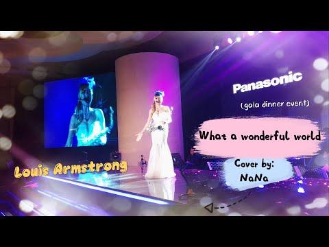 Nana Lee - What a wonderful world (30th Anniversary Panasonic)