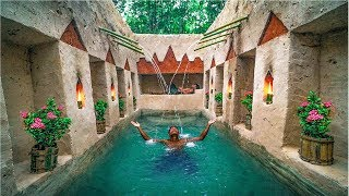 How To Build A Modern Temple Swimming Pools Underground with Underground House