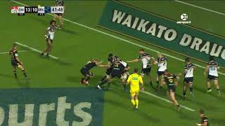 ROUND 17 HIGHLIGHTS: Chiefs v Brumbies 2017 Video