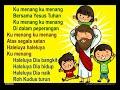 KUMENANG KUMENANG BERSAMA YESUS TUHAN   Haleluya Dia Bangkit   lagu paskah