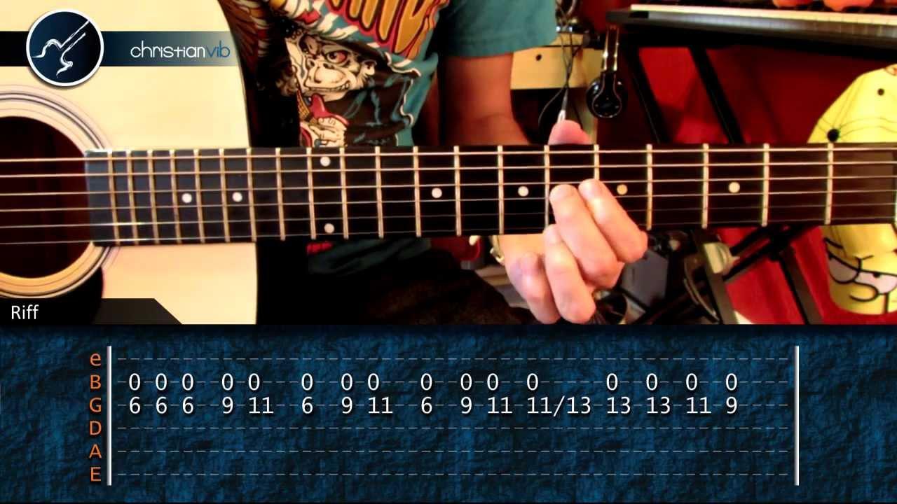 Como tocar guitarra - 3 1