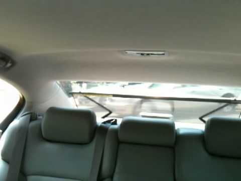 GS350 inside/rear window