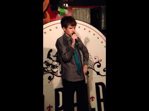 Leo Lytel stand up comedy at the Big Hunt 1-31-14